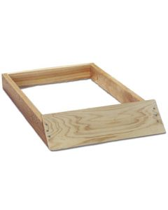 8-Frame Wooden Hive Stand Select Assembled