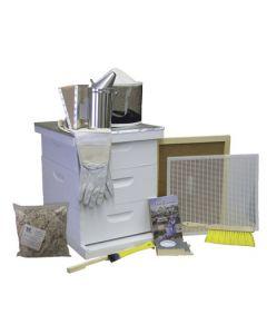 """10-Frame Medium 6-5/8"""" Starter Kit Commercial Assembled/Painted"""