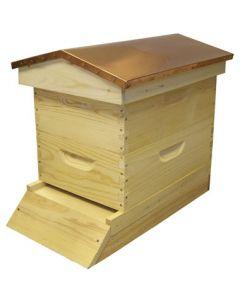 """8-Frame Medium 6 5/8"""" Garden Hive Assembled"""