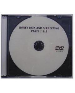 Honey Bees & Beekeeping DVD