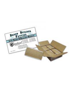 Brood Builder Patties with Honey-B-Healthy & Nozevit 40 lb