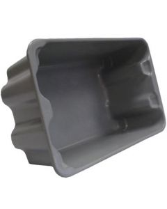 Fiberglass Wax Pan