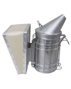 Smoker 4 X 7 Stainless Steel with Shield