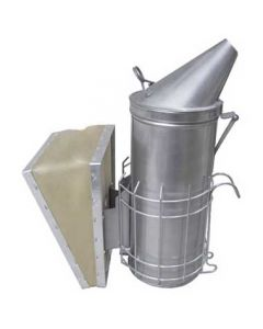 Smoker 4 x 10 Stainless Steel with Shield