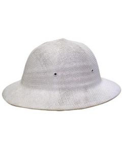 Sun Helmet Ventilated White
