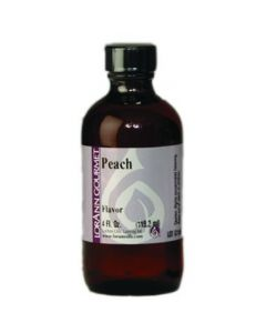 4 oz Peach Flavoring for Creamed Honey