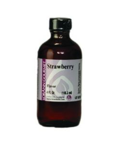 4 oz Strawberry Flavoring for Creamed Honey