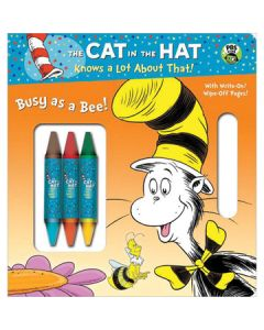 Dr. Seuss - Busy As A Bee Activity Book