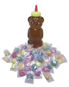 Assorted Honey Candy - Per Case 29 lb