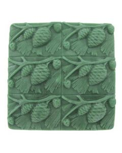 Pine Cone Tray Soap Mold