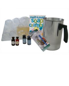 Melt & Pour Beginners Soap Making Kit