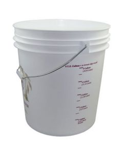 Primary Fermenting Pail 7 4/5 Gallon