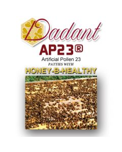 AP23 Pollen Substitute Patties - 2 lbs