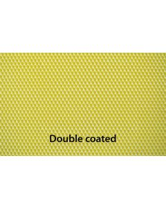 """Deep 8 3/8"""" X 16 3/4"""" Double Coated Yellow Plasticell - Each"""