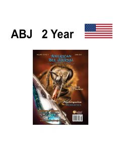 2 Year USA Subscription American Bee Journal