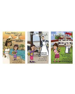The Adventure's of Sweet Sophia - Set of 3 books