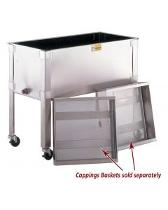 "Dadant 36"" Cappings Tank"