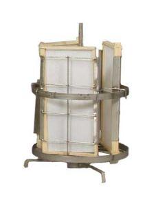 Optional Basket Inserts for Deep Frames