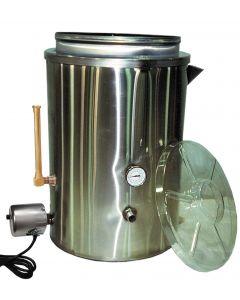 25 Gallon Bottler / Wax Melter - 300 lbs