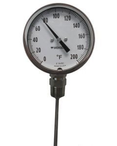 Bi-Metal Thermometer for M00616 or M00628