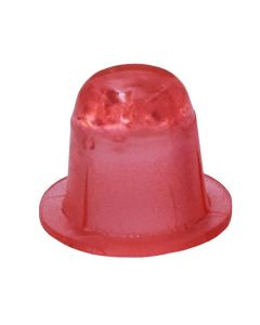 Push-In Cell Cups Red - 100 Pack