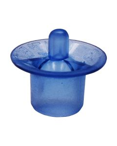 Wide-Base Cell Cups Blue - 100 Pack