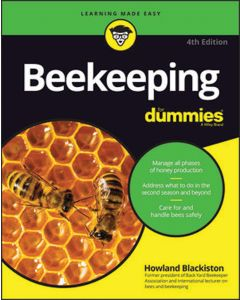 Beekeeping for Dummies 4th Edition