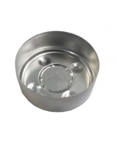 Aluminum Tea Light Cups - 100 Pack