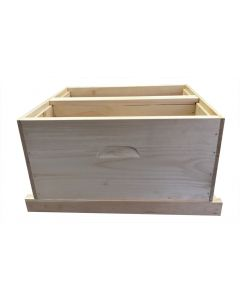 Deep Deep Box with Divider for Support Hive Select Assembled