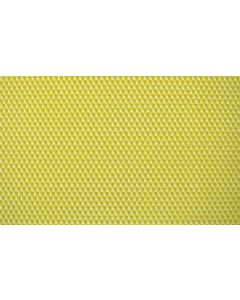 "Deep 8 3/8"" X 16 3/4"" Double Coated Yellow Plasticell - Each"