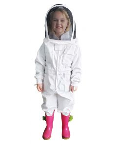 Childs Partially Ventilated Suit - Ages 4-6