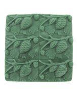 Pine Cone Tray Soap Mold