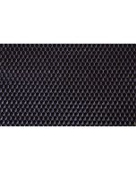 "Deep 8 3/8"" X 16 3/4"" Single Coated Black Plasticell - Each"