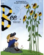 The Bee You See Coloring Book