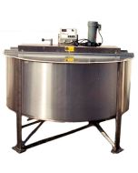 84-Frame Honey Master Segmented Reel Extractor with Legs