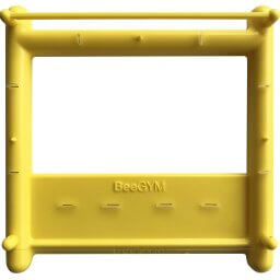 Encourage bees' natural grooming behaviors with the Bee Gym from Vita Europe, Ltd.