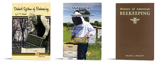 historic beekeeping books